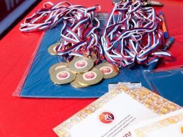 Награды Всероссийских соревнований по традиционным для России (национальным) видам спорта