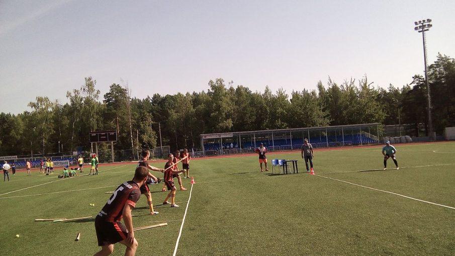 Всероссийские соревнования по традиционным для России (национальным) видам спорта лапта